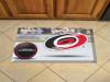"NHL - Carolina Hurricanes Scraper Mat 19""x30"" - Puck"
