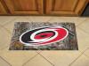 "NHL - Carolina Hurricanes Scraper Mat 19""x30"" - Camo"