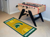 "Michigan State Basketball Court Runner 30""x72"""