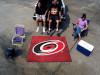 NHL - Carolina Hurricanes Tailgater Rug 5'x6'
