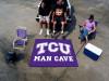 TCU Man Cave Tailgater Rug 5'x6'