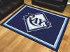 MLB - Tampa Bay Rays 8'x10' Rug