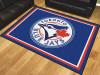 MLB - Toronto Blue Jays 8'x10' Rug
