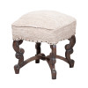 Guildmaster 653504 Scrolled Stool