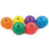 360 Athletics AHLPSEN8S Sensory Ball Set 8in Set Of 6