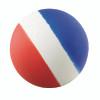 360 Athletics AHLP33 Tri-coloured 3in Sponge Ball