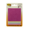 3m Company MMM5401 Post-it Notes Marseille 4 Pads 50 Sheets Each