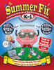 Active Planet Kids Inc SFL9780976280071 Summer Fit Gr K-1 Exercises For The Brain And Body