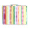 Barker Creek LAS1309F Functional File Folders Stripes