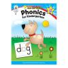 Carson Dellosa CD-104343 Phonics For Kindergarten Home Workbook Gr K