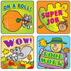 Carson Dellosa CD-0613 Stickers Fall Fun 120 / Pk Acid & Lignin Free