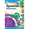Carson Dellosa CD-104403 Skill Builders Spanish Level 1 Gr K-5