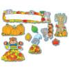 Carson Dellosa CD-110047 Fall Mini Bb Set