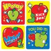 Carson Dellosa CD-0601 Stickers Apples 120 / Pk Acid & Lignin Free