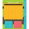 Carson Dellosa CD-136001 Substitute Teacher Folder Stylin Strips