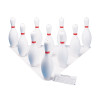 Champion Sports CHSBP10 Bowling Pin Set