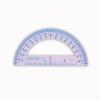 Charles Leonard CHL77410 3.75 Inch Protractor Metal