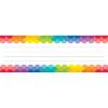 Creative Teaching Press CTP4401 Rainbow Scallops Name Plates