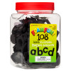 Dowling Magnets DO-733105 Foam Fun Lowercase Black Magnet Letters