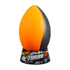 Hasbro Toy Group HG-A9715 Nerf N Sports Turbo Jr Football