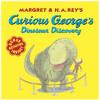 Houghton Mifflin HO-0618689451 Carry Along Book & Cd Curious George Dinosaur Disc