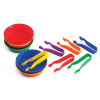 Learning Advantage CTU13905 Sorting Bowls And Tweezer Set