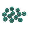 Learning Advantage CTU7341 12 Sided Polyhedra Dice Set Of 12