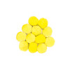 Pacon Corporation CK-16652 Colossal Fluff Balls 90 Mm Yellow