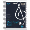 Pacon Corporation PAC2476 Music Staff Paper