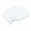 Pacon Corporation PAC5136 White 4x6 Ruled Index Cards 100pk