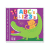 Pbs Publishing TWIN602CD Abcs & 123s Cd