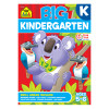 School Zone Publishing SZP06316 Big Kindergarten Workbook
