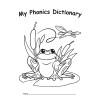 Teacher Created Resources EP-112 My Phonics Dictionary