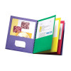 Tops Products ESS99656 Oxford Eight-pocket Organizer Multi Color