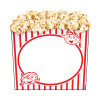 Trend Enterprises Inc. T-10073 Classic Accents Popcorn Box Discovery
