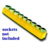"1/2"" Drive Magnetic Yellow Socket Holder   10-19mm"