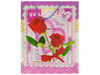 "12.5"" Best Wishes/Roses Gift Bag"