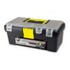 "12.5"" Plastic Tool Box"