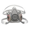3M™ Half Facepiece Reusable Respirator 6200/07025, Medium