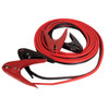2 Gauge, 25' 600 AMP Parrot Clamp Professional Booster Cables