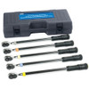 "5 Piece Preset Torque Wrench Set, 1/2"" Drive"