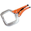 "Grip-On 12"" C-Clamp with Aluminum Jaws (Epoxy)"