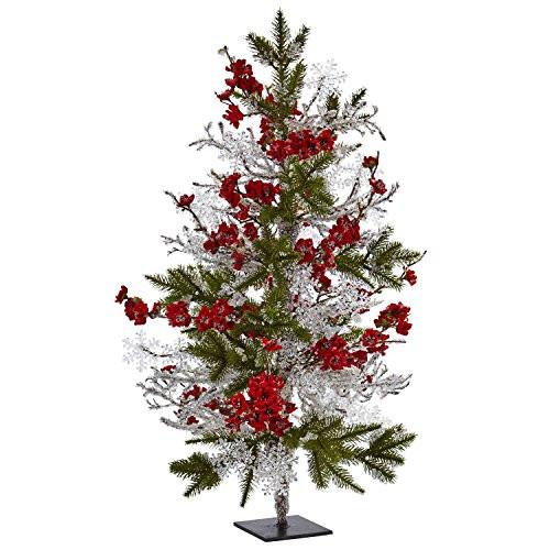 "26"" Plum Blossom Pine Ice Twig Tree"