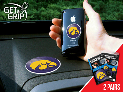 Iowa Get a Grip 2 Pack