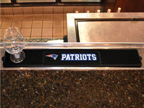 "NFL - New England Patriots Drink Mat 3.25""x24"""