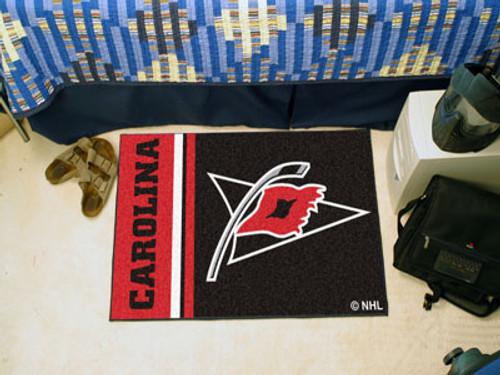 "Carolina Hurricanes Uniform Starter Rug 19""x30"""