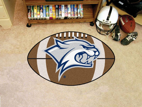 "New Hampshire Football Rug 20.5""x32.5"""