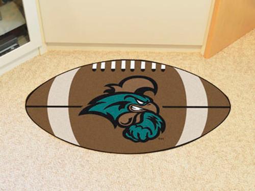 """Coastal Carolina Football Rug 20.5""""x32.5"""""""