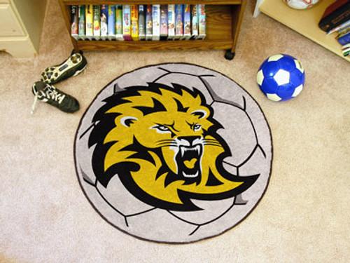 "Southeastern Louisiana Soccer Ball 27"" diameter"