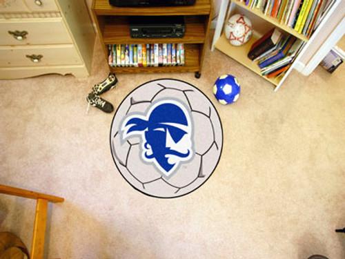 "Seton Hall Soccer Ball 27"" diameter"